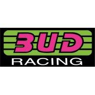 Bud Racing logo vector logo