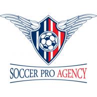 Soccer Pro Agency logo vector logo