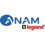 Anam Legrand logo vector logo