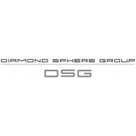 Diamond Sphere Group logo vector logo