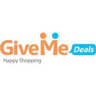 Give Me Deals logo vector logo