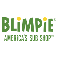 Blimpie American Sub Shop logo vector logo