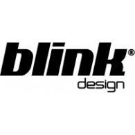 Blink Design logo vector logo