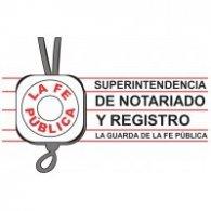 Superintendencia de Notariado y Registro logo vector logo