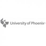 University of Phoenix logo vector logo