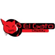 El Gato Display logo vector logo