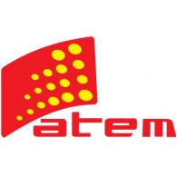 Atem Auto Posto logo vector logo