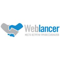 Weblancer logo vector logo