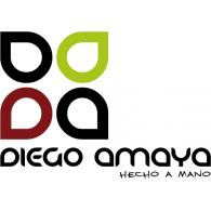 Diego Amaya logo vector logo