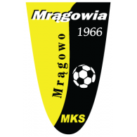 MKS Mrągowia Mrągowo logo vector logo