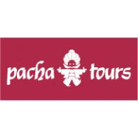 Pacha Tours logo vector logo