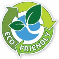 Eco Friendly logo vector logo