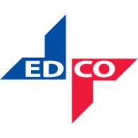 EDCO logo vector logo