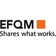 EFQM logo vector logo