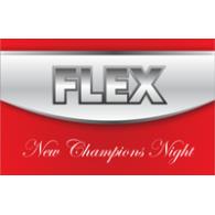Flex logo vector logo