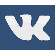 Vkontakte logo vector logo