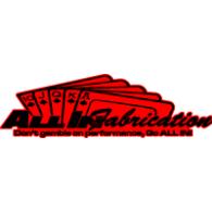 All In Fabrication logo vector logo