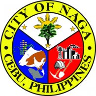 Naga Cebu logo vector logo