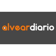 AlvearDiario logo vector logo
