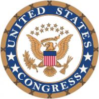 United States Congress logo vector logo