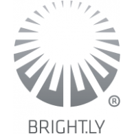 Bright.ly logo vector logo