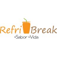 RefriBreak logo vector logo