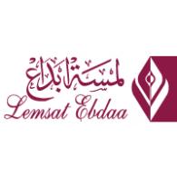 Lemsat Ebdaa logo vector logo
