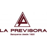 La Previsora logo vector logo