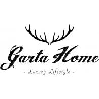 Garta Home logo vector logo