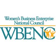 WBENC logo vector logo
