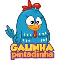 Galinha Pintadinha logo vector logo