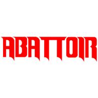 Abattoir logo vector logo