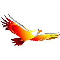 Eagle logo vector logo