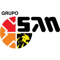 Grupo San logo vector logo