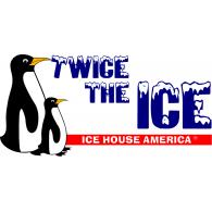 Twice The Ice logo vector logo