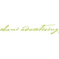 ebani advertising logo vector logo