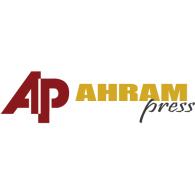 Ahram Press logo vector logo