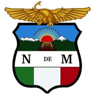 Ferrocarriles Nacionales de Mexicano logo vector logo