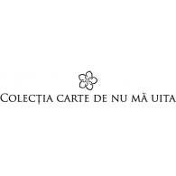 Colecția carte de nu mă uita logo vector logo