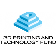3D Printing and Technology Fund logo vector logo
