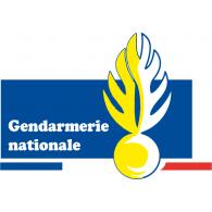 Gendarmerie Nationale logo vector logo