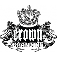 Crown Branding logo vector logo