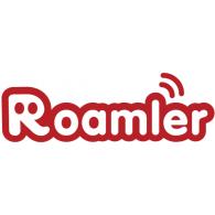 Roamler logo vector logo