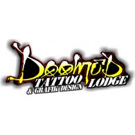 Doomed Tattoo Lodge logo vector logo