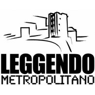 Leggendo Metropolitano logo vector logo