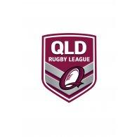 QLD Rugby League logo vector logo