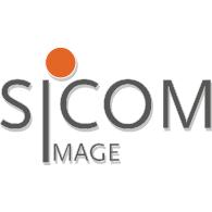 Sicom logo vector logo