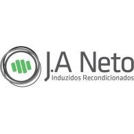 J. A. Neto logo vector logo