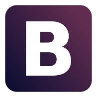 Bootstrap Framework logo vector logo