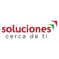 Soluciones Cerca de ti logo vector logo